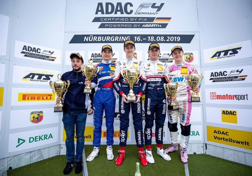 F4 ADAC Nurburgring (1)
