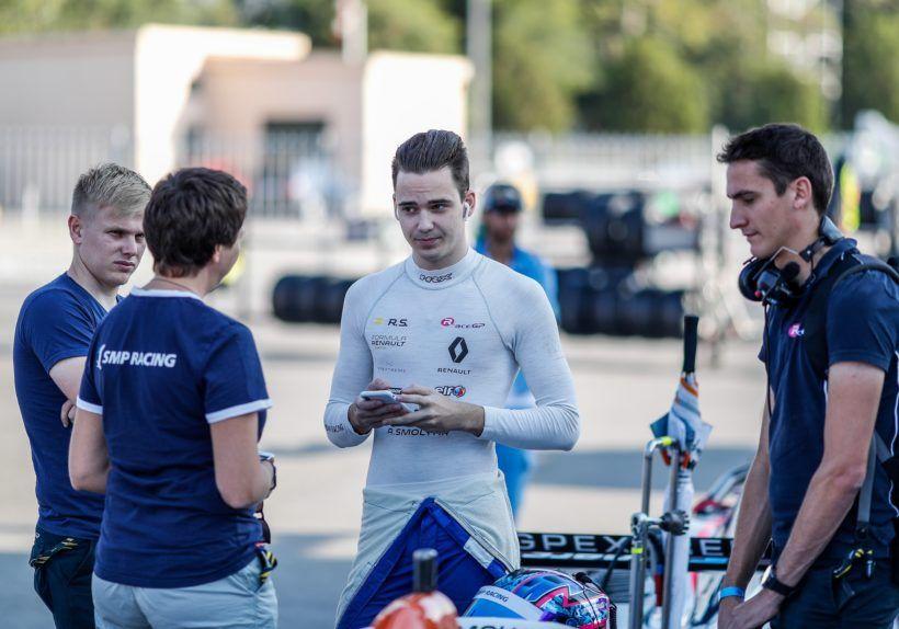 AUTO - FORMULE RENAULT EUROCUP - BARCELONE 2019