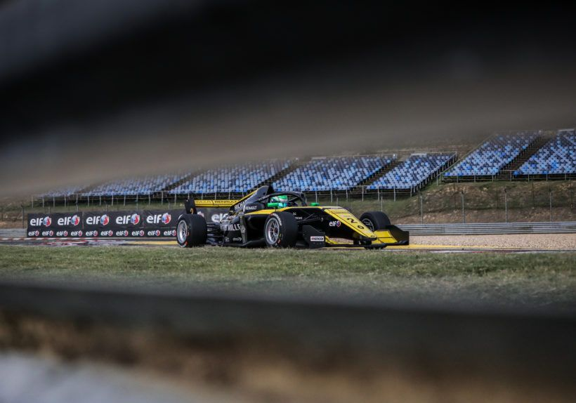 AUTO - FORMULE RENAULT EUROCUP - HUNGARY 2019