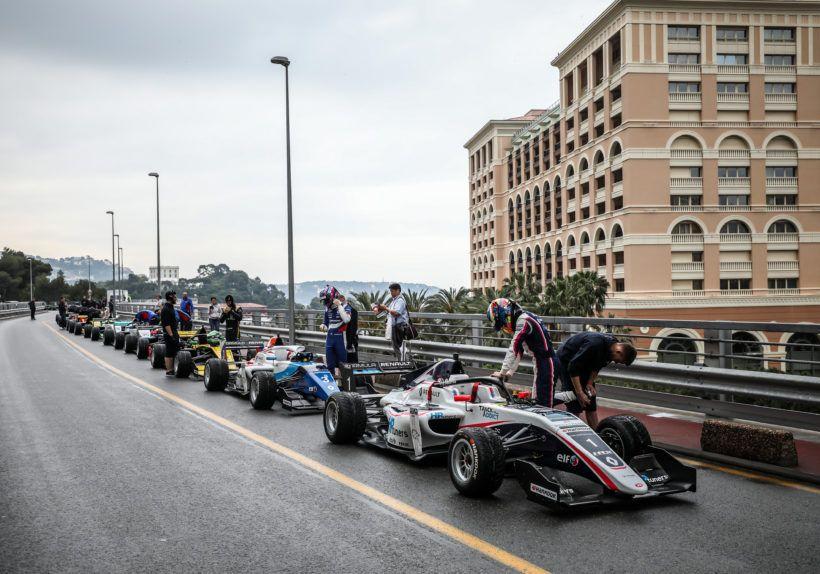 AUTO - MONACO FORMULE RENAULT EUROCUP - 2019
