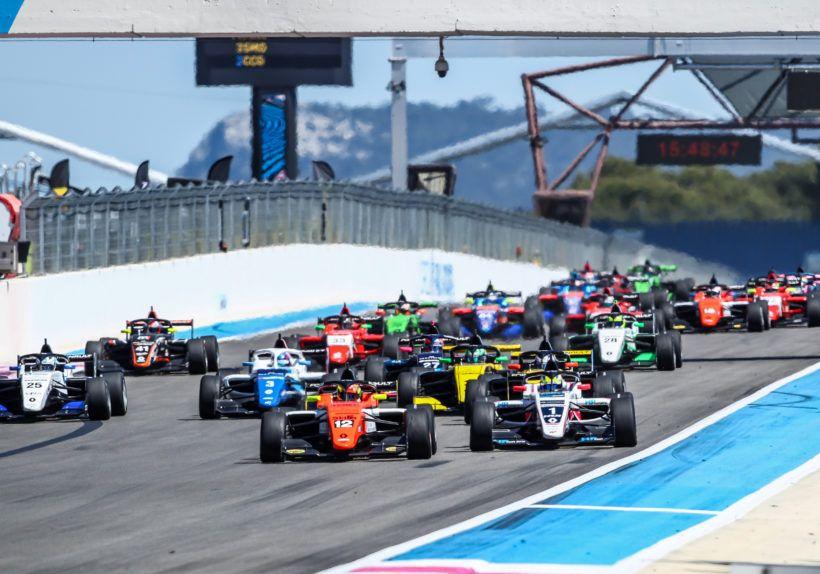 AUTO - FORMULE RENAULT EUROCUP - LE CASTELLET - 2019