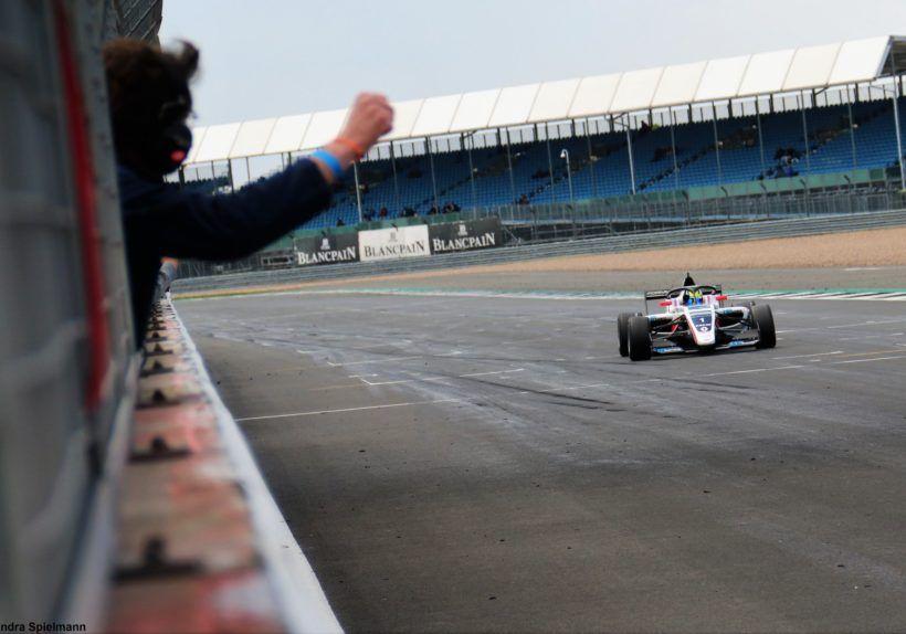 Formule Renault Silverstone (4)