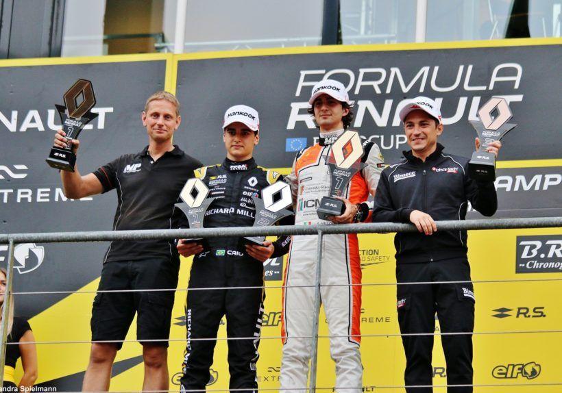Formule Renault Spa Francorchamps (9)