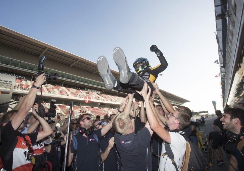 AUTO - EUROCUP FORMULE RENAULT - BARCELONE 2018