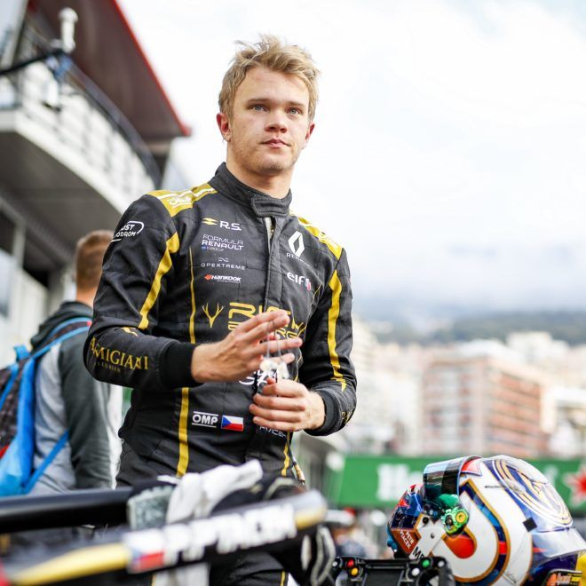 (cze), Formula Renault Eurocup team BHAITECH, portrait during the 2019 Formula Renault Eurocup race at Monaco from May 23 to 26, in Monaco - Photo Florent Gooden / DPPI