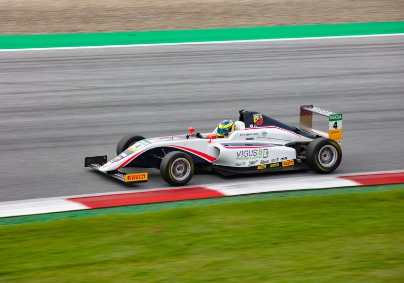 F4 Italie - Red Bull Ring 2020